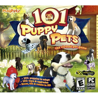 101 Puppy Pets (Download)