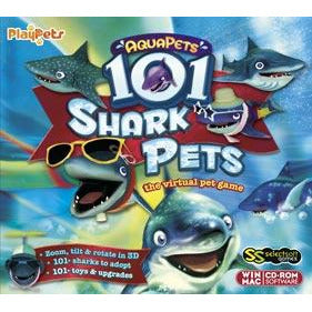101 Shark Pets (Download)
