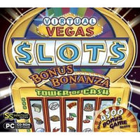 Virtual Vegas Slots Bonus Bonanza (Download)
