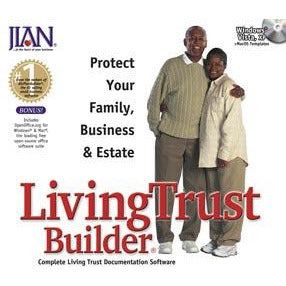 Living Trust Builder (Download)