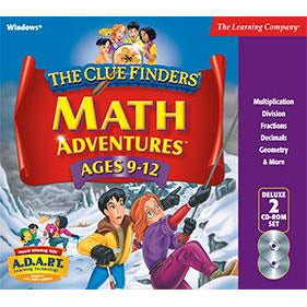 Cluefinders Personalized Math 9-12