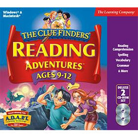 Cluefinders Personalized Reading 9-12