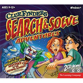 ClueFinders: Search & Solve Adventures™