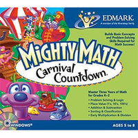 Mighty Math® Carnival Coundown®