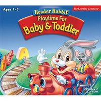 Reader Rabbit Playtime for Baby & Toddler