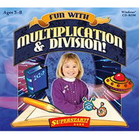 Fun with Multiplication & Division! (Download)
