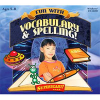 Fun with Vocabulary & Spelling! (Download)
