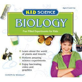 Kid Science: Biology (Download)