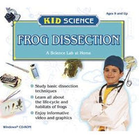 Kid Science: Frog Dissection (Download)