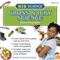 Kid Science: Gross & Icky Science