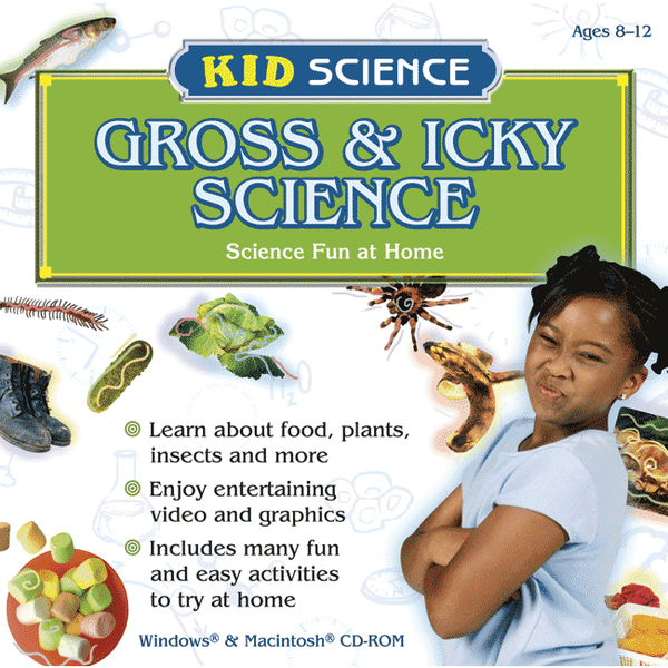 Kid Science: Gross & Icky Science  (Download)