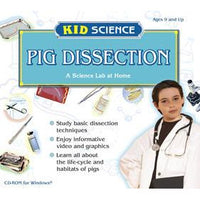 Kid Science: Pig Dissection (Download)