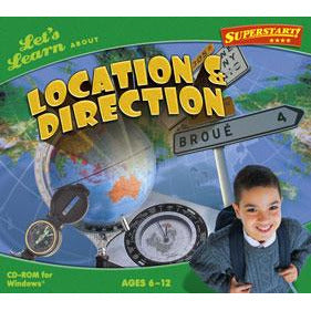 Let's Learn About Location & Direction (Download)