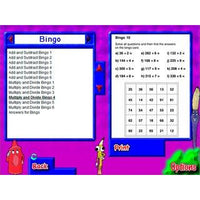 Paper Activities: Number Workshop (Download)