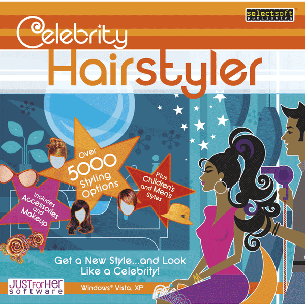 Celebrity Hairstyler