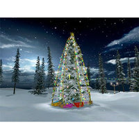 Christmas Tree Lights 3D (Download)