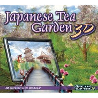 Japanese Tea Garden 3D (Download)