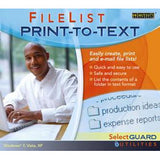 FileList Print-to-Text (Download)