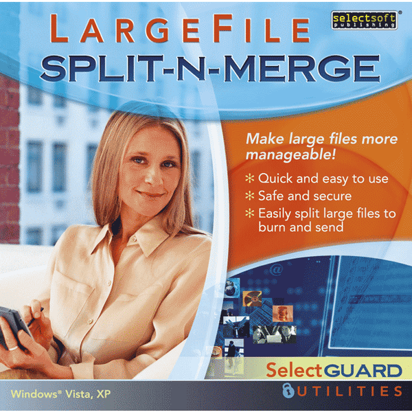 LargeFile Split-n-Merge (Download)