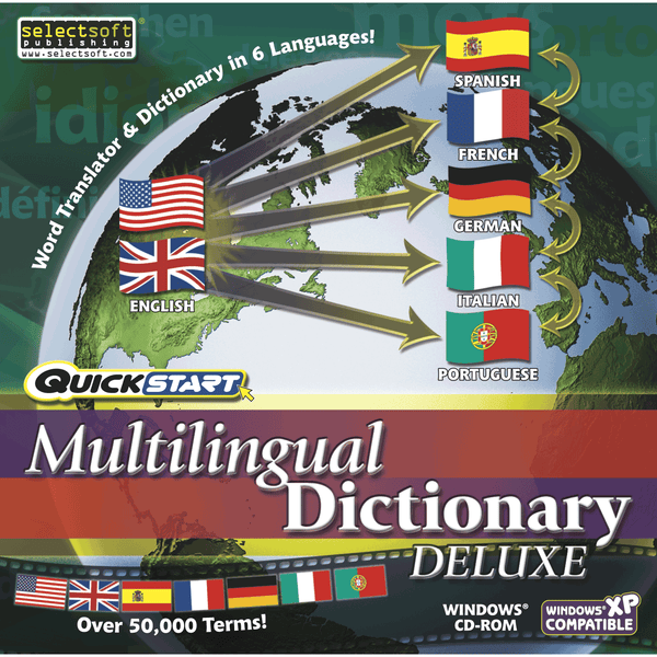 Quickstart Multilingual Dictionary Deluxe (Download)