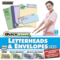 Quickstart Letterheads & Envelopes Pro