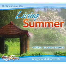Living Summer Volume 1 - Video Screensavers (Download)