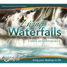 Living Waterfalls Volume 1 - Video Screensavers