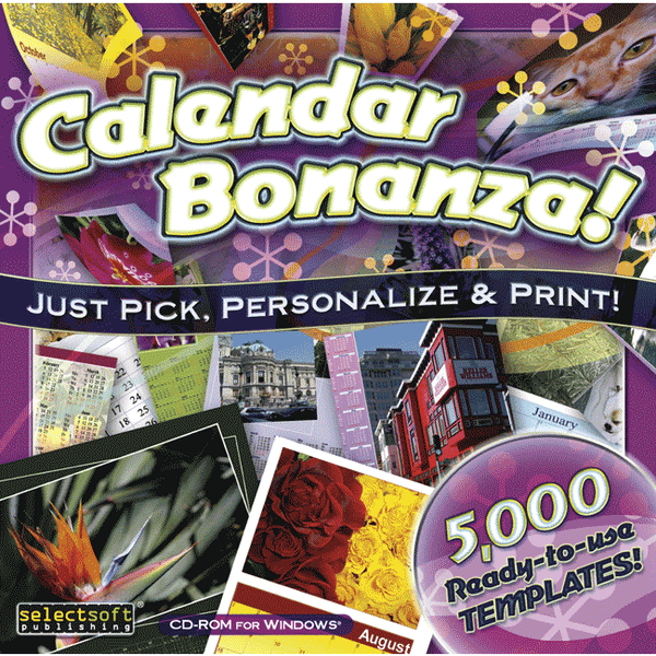 Calendar Bonanza! (Download)