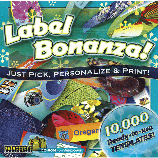 Label Bonanza! (Download)