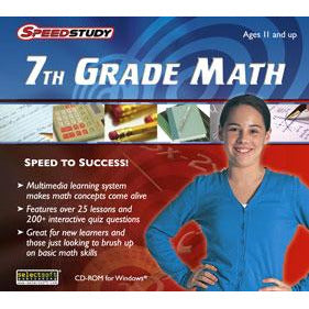Speedstudy 7th Grade Math