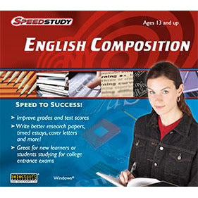 Speedstudy English Composition (Download)
