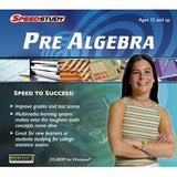 Speedstudy Pre-Algebra (Download)
