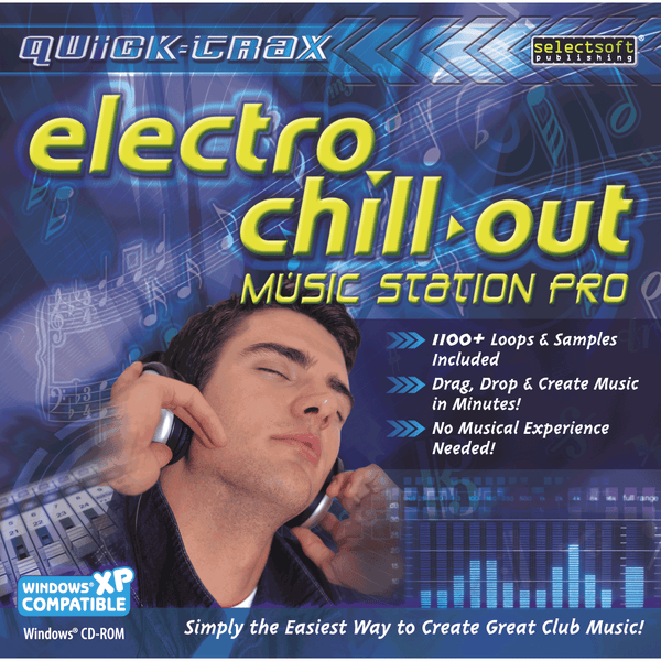 Quick-Trax Electro Chill-out Music Station Pro