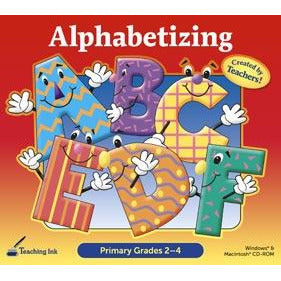 Alphabetizing (Gr. 2-4) (Download)