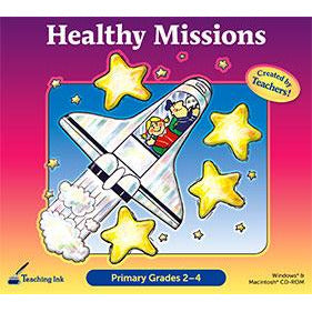 Healthy Missions (Gr. 2-4) (Download)