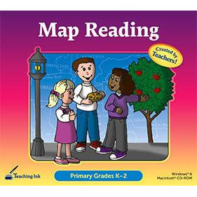Map Reading: Primary Grades K–2 (Download)