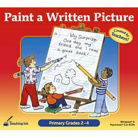 Paint a Written Picture (Gr. 2-4)