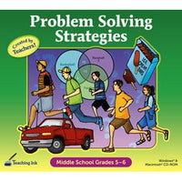 Problem Solving Strategies: Middle School Grades 5–6 (Download)