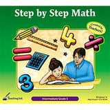 Step by Step Math: Intermediate Grade 5 (Download)