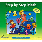 Step by Step Math: Primary Grades K–2 (Download)