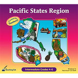 US Geography - Pacific States Region (Grade 4-6) (Download)
