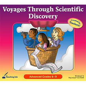Voyages through Scientific Discovery (Gr. 6-9) (Download)