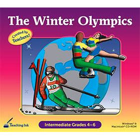 The Winter Olympics: Intermediate Grades 4–6