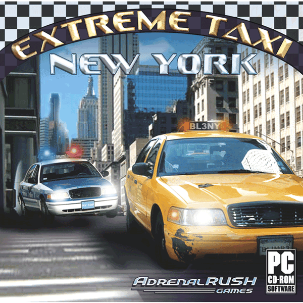 Extreme Taxi: New York (Download)