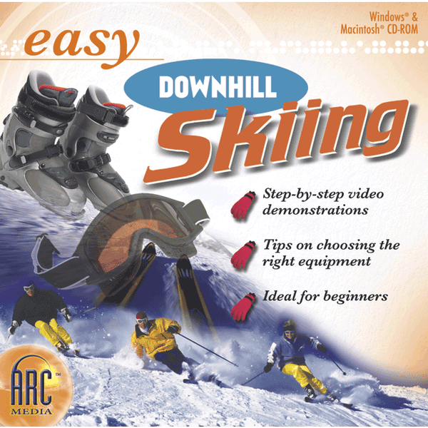 Easy Downhill Skiing (Download)