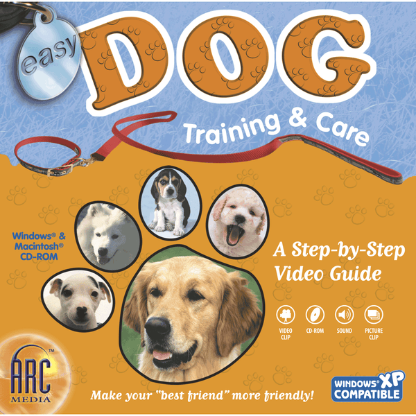 Easy Dog Training & Care (Download)