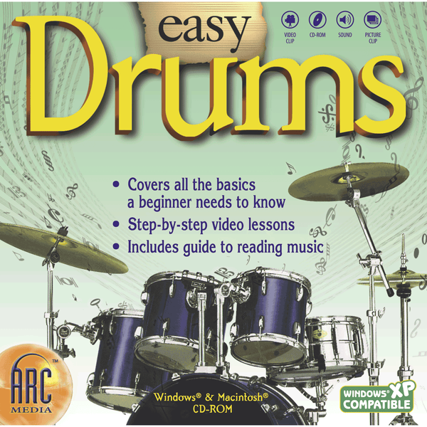 Easy Drums (Download)