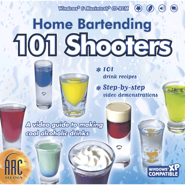 Home Bartending 101 Shooters