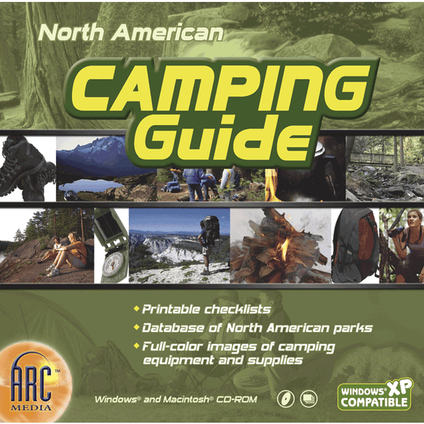 North American Camping Guide