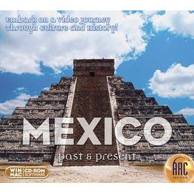 Mexico - Past & Present (Download)